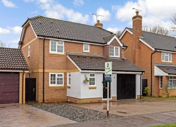 Thumbnail 3 bed detached house for sale in Cedar Drive, Southwater, Horsham