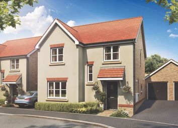 Thumbnail 4 bed detached house for sale in Plot 9, Belvoir, Brook Meadow, Loggerheads