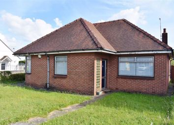 Thumbnail 3 bedroom detached bungalow for sale in Gendros Crescent, Gendros, Swansea