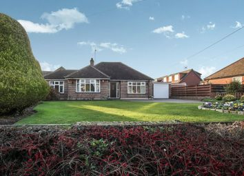 Thumbnail 3 bed detached bungalow for sale in Manor Road, Caddington, Luton