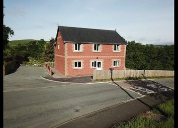 Thumbnail 4 bed detached house for sale in Llanbister, Llandrindod Wells