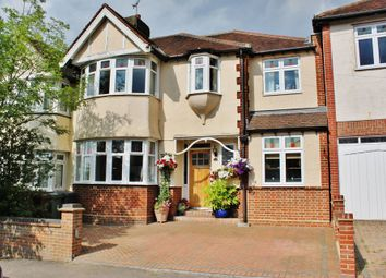 Thumbnail 4 bed semi-detached house for sale in Lichfield Road, Woodford Green