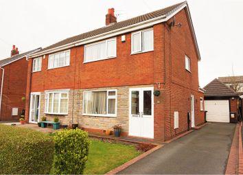 Thumbnail 3 bed semi-detached house for sale in Sandwick Close, Preston