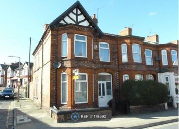 Thumbnail 3 bed end terrace house to rent in Woodchurch Road, Birkenhead