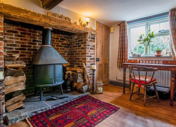 Thumbnail 3 bedroom semi-detached house for sale in High Street, Tuddenham, Bury St. Edmunds