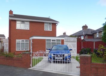 Thumbnail 3 bed detached house for sale in Hilcrest Avenue, Huyton, Liverpool