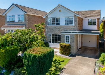 Thumbnail 4 bed detached house for sale in Rievaulx Avenue, Knaresborough, North Yorkshire