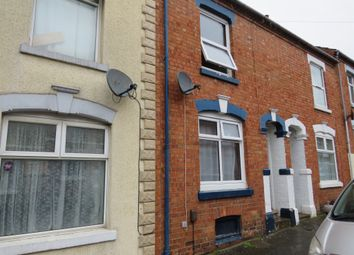 Thumbnail 3 bed terraced house for sale in Baker Street, Northampton