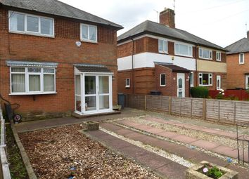 Thumbnail 3 bed semi-detached house for sale in Hockley Farm Road, Leicester