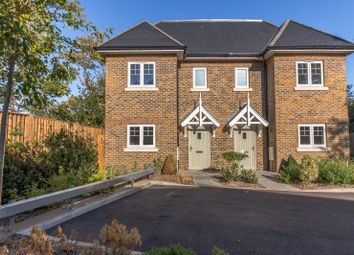 Thumbnail 4 bed semi-detached house for sale in Queens Road, Weybridge