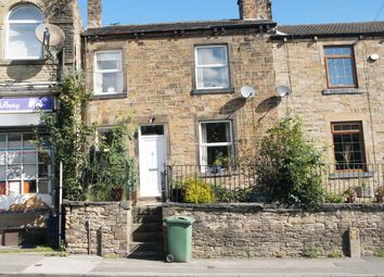 Thumbnail 2 bed terraced house for sale in Leeds Road, Birstall, Batley