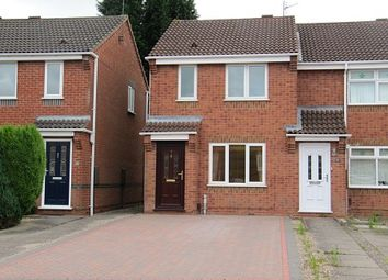 Thumbnail 2 bed semi-detached house to rent in Denbigh Close, Dudley