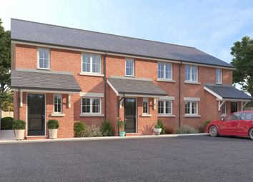 Thumbnail 3 bed terraced house for sale in Sir John Warren Way, Loscoe, Heanor