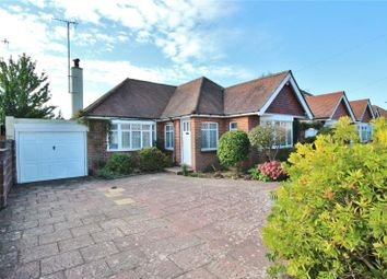 Thumbnail 2 bed detached bungalow for sale in Cecilian Avenue, Broadwater, Worthing