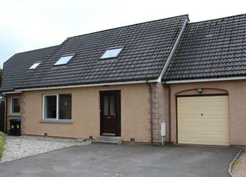 Thumbnail 4 bed detached house to rent in Golfview Crescent, Kemnay