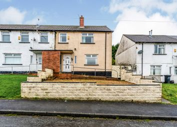 Thumbnail 3 bed link-detached house for sale in Heol Rhos Las, Merthyr Tydfil