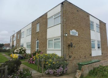 Thumbnail 1 bed flat to rent in Lincoln Avenue, Telscombe Cliffs, Peacehaven