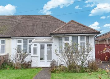 Thumbnail 2 bed semi-detached bungalow for sale in Oakhill Road, Sutton