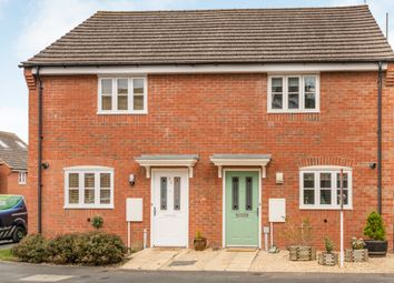 Thumbnail 2 bed semi-detached house for sale in Sparrow Hawk Way, Brockworth, Gloucester, Gloucestershire