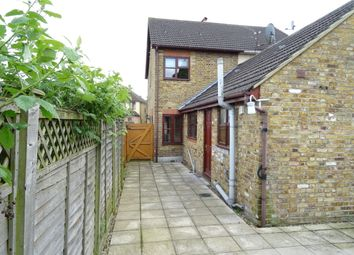 Thumbnail 2 bed semi-detached house for sale in Grange Road, New Haw