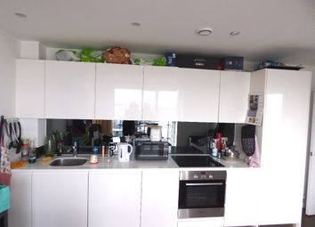 Thumbnail 2 bed flat to rent in Knights Tower 14 Wharf Street, London
