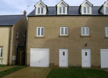 Thumbnail 4 bedroom town house to rent in Primrose Crescent, March
