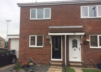 Thumbnail 2 bed semi-detached house to rent in 77 Boundary Green, Rawmarsh, Rotherham.