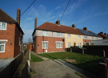 Thumbnail 4 bedroom end terrace house for sale in Wilson Marriage Road, Colchester
