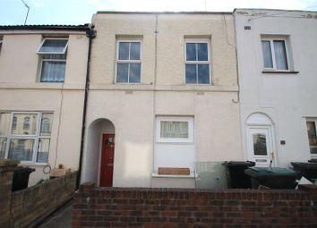 Thumbnail 1 bedroom maisonette to rent in Peacock Street, Gravesend, Kent