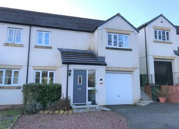 Thumbnail 3 bed semi-detached house for sale in Alexander Grove, Par, St Austell, Cornwall
