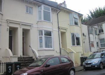 Thumbnail 1 bed flat to rent in Hastings Road, Brighton