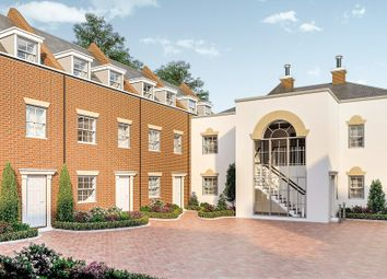 Thumbnail 3 bed town house for sale in Old Clinic Place, Coggeshall Road, Braintree