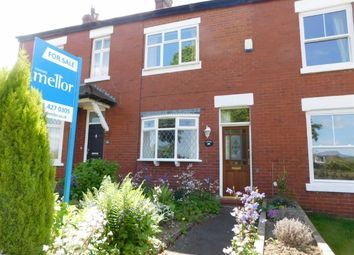 Thumbnail 2 bedroom terraced house for sale in Lockside, Marple, Stockport
