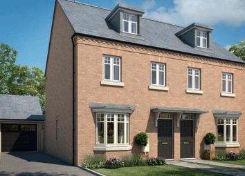 Thumbnail 3 bed semi-detached house for sale in Plot 42, The Mounts, Whitchurch