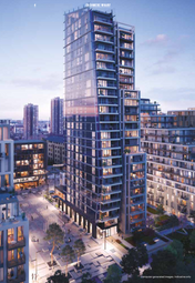 Thumbnail 1 bed flat for sale in 9 Arrival Square, Vaughan Way, Wapping, London