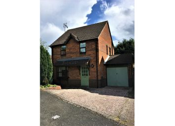 Thumbnail 3 bed detached house for sale in Meadow Road, Droitwich