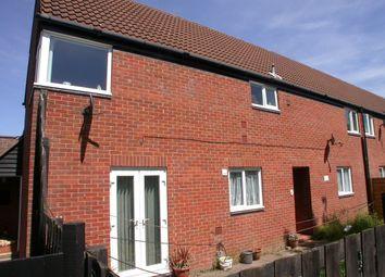 Thumbnail 2 bedroom maisonette for sale in France Furlong, Great Linford, Milton Keynes