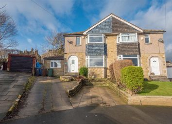 Thumbnail 3 bed semi-detached house for sale in Robin Drive, Bradford