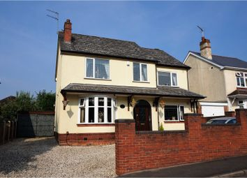 Thumbnail 4 bed detached house for sale in Banners Street, Halesowen