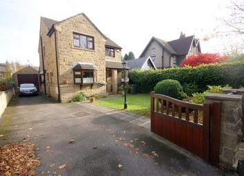 Thumbnail 4 bedroom detached house for sale in Oakfield Road, Birkby, Huddersfield