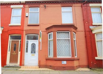 Thumbnail 3 bedroom terraced house for sale in Cretan Road, Wavertree, Liverpool