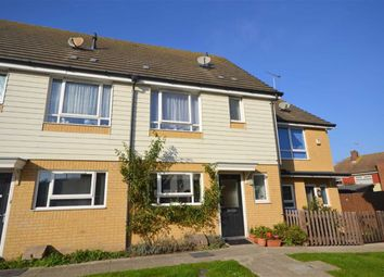 Thumbnail 3 bedroom terraced house for sale in King Charles Avenue, Ramsgate, Kent