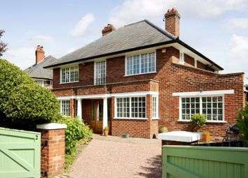Thumbnail 4 bed detached house for sale in Victoria Crescent, Handbridge, Chester
