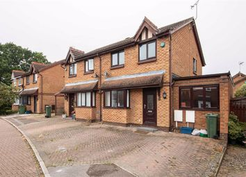 Thumbnail 4 bed semi-detached house to rent in Aintree Close, Bletchley, Milton Keynes, Bucks