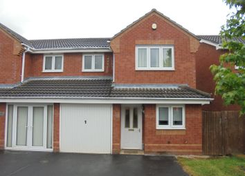 Thumbnail 3 bed semi-detached house for sale in Cardinals Close, Donnington Wood, Telford
