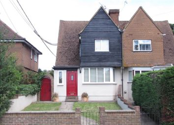 Thumbnail 3 Bed Semi Detached House For Sale In Kenward Road Yalding Maidstone