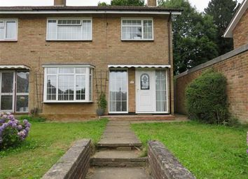 Thumbnail 3 bed terraced house to rent in Treyford Close, Ifield, Crawley