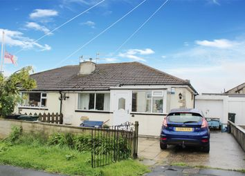 Thumbnail 2 bed semi-detached bungalow for sale in Spring Avenue, Keighley, West Yorkshire
