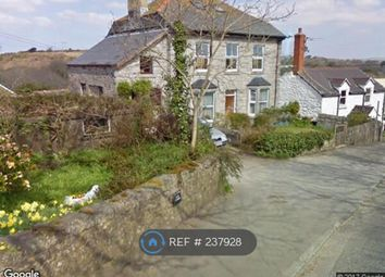 Thumbnail 2 bed end terrace house to rent in Lower Drift, Penzance