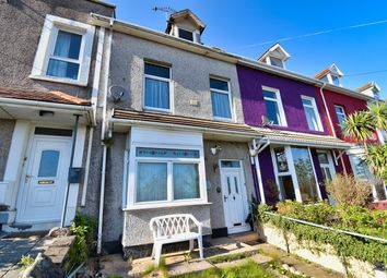 Thumbnail 3 bedroom terraced house for sale in Montpelier Terrace, Swansea